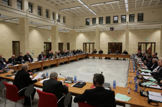 Meeting with the European Bishops' Commissions for the Catechesis