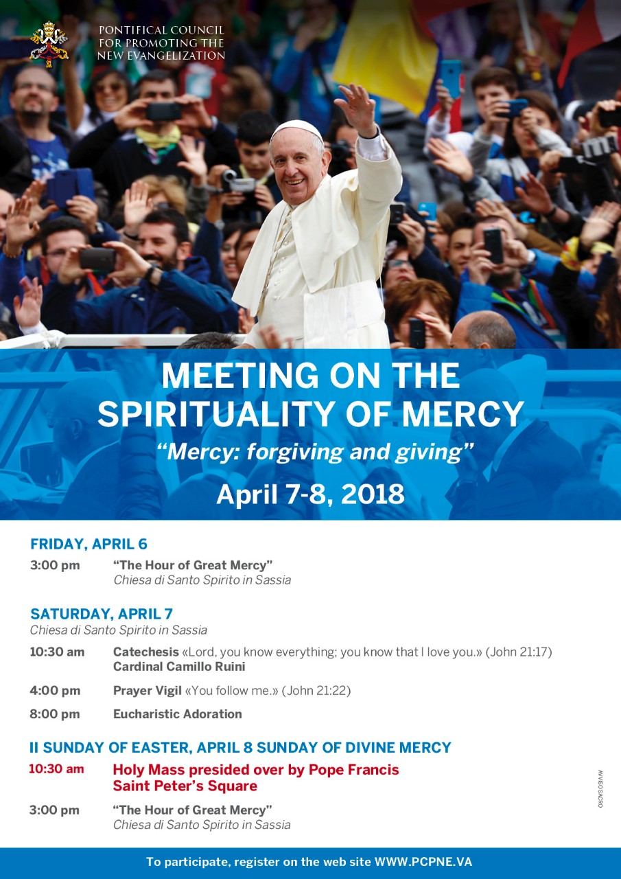 Meeting on the Spirituality of Mercy