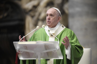 Pope at Mass on World Day of Poor: 'The poor guarantee us eternal income'