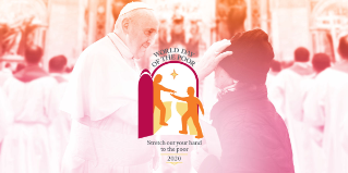 World day of the poor 2020