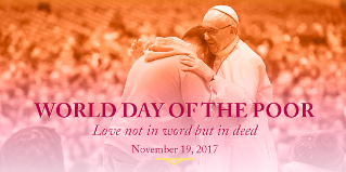 World day of the poor 2017
