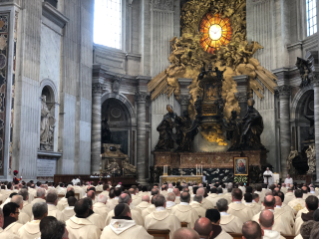 Pope tells Missionaries of Mercy their service is precious for the Church