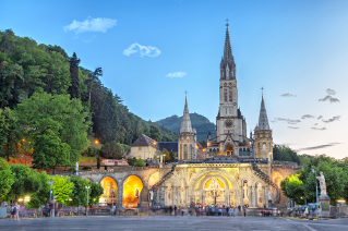 Pope names delegate to Lourdes for care of pilgrims