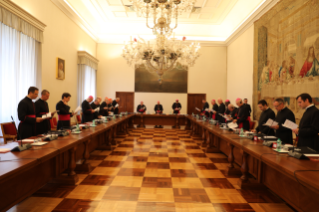 IV Plenary Meeting of Cardinal and Bishop Members