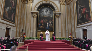 Pope: We need a free and simple outward looking Church