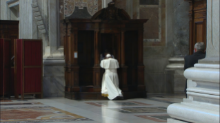 Pope: Draw life from the saving encounter with the Lord